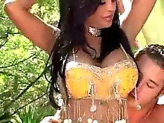 Beautiful busty Indian Priya Rai