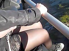 mamilos nudez em público meias