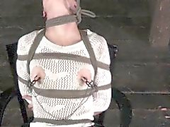 bdsm brunett fetisch små bröst
