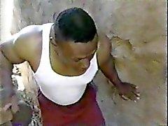 Imani (Black) & Cuba (Black) (Outdoor Sex!)