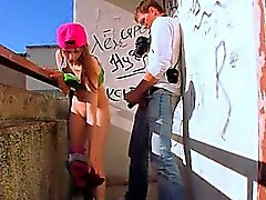 Amazing teenagers place to penetrate