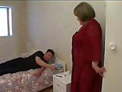 Horny BBW Granny Needs Cock