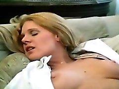 Cris Cassidy, John Leslie in super hot classic 80's porn