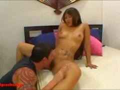 tight asian pussy breaks condom on big monster cock and gets messy cumshot