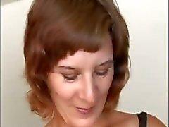 amateur pijpbeurt brunette
