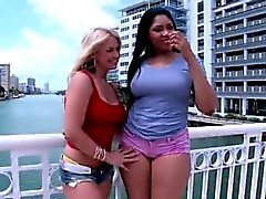 Busty sluts from AssParade go crazy part1