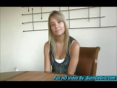 Amie beautiful teen supercute teen comes all the way from Florida