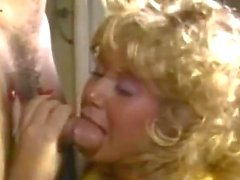 Blondie Bee 80s Pornstar Banged Hard And Deep