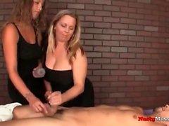 blondin fetisch handjob