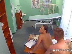 amatör doktor gizli kamera