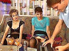 saksa ryhmäseksiä sukat