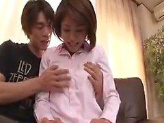 asiatique bébé doigté japonais lingerie