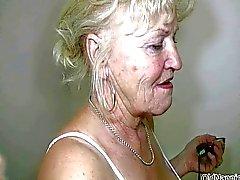 abuelita solo chica