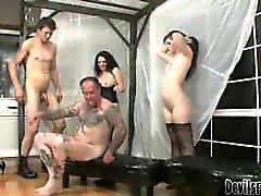 anal fetisch gruppen-sex