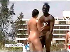 amador preto e ébano interracial