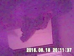 fait à la maison prostituée asiatique coréen caméras cachées