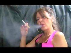 de fumar smoking -girl fumadores adolescente del hotel - las lesbianas