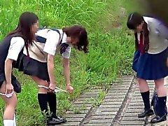 japanisch pinkeln versteckt