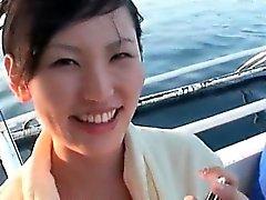 asiático japonês ao ar livre softcore