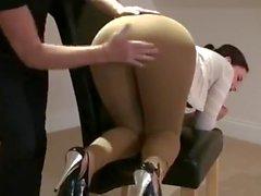 engraçado estilo cachorrinho massagem