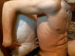 ucraniano masturbar-se orgasmo esperma webcam