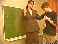 Boy Toy Fucks Teacher