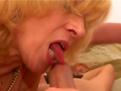 Mature woman and boy - 26