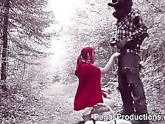 körsbär potter halloween frankrikes - kanadensisk redhead tonåringar