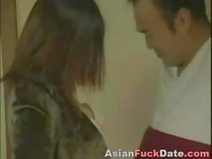 amateur asiatisch blowjob
