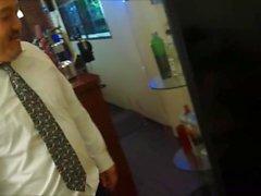 papa réalité japonaise public proxénète plus âgé l'homme du visage étudiant séduction cheveux grand