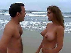 praia peitos grandes milfs