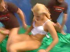 большие члены блондинка минет буккаке сперма
