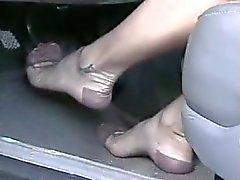 ayak fetişi çorap