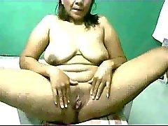 asiático bbw grandes tetas