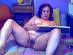 Greek granny webcam