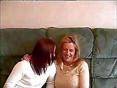 Angelina And Tori Lesbian Scene