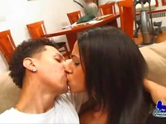 I Kissed A Shemale Then Sucked Her Cock