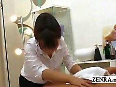 handjob giapponese massaggio