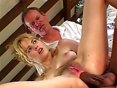 anal dubbel penetration interracial