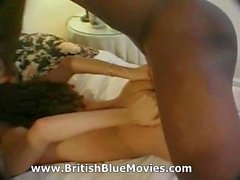 Vivienne Perello and Omar - Vintage British Interracial