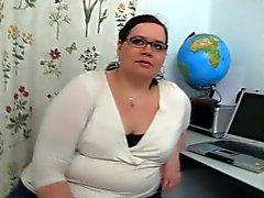 bbw gros seins pipe européen graisse
