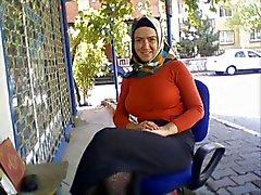 amador nudez em público turco