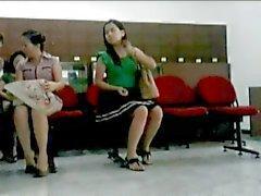 asiatisch chinesisch upskirts voyeur