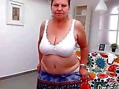 stagionato nonna nonna sesso figa vecchia signore pi