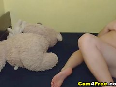 Sexy Babe Gets Facial After Doggie And Cowgirl Sex