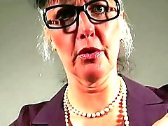 Jerking Off Instruction - Mature teacher