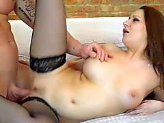 Hot mommys first hardcore video
