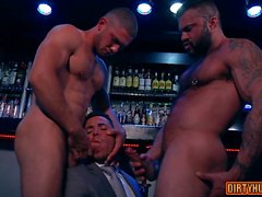muscle gay threesome with facial film movie 1