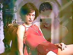 Sexy Milla Jovovich