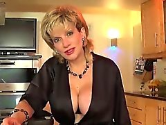 big boobs blondine domina milf softcore